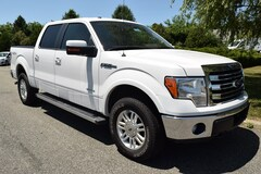 2013 Ford F-150 Lariat Crew Cab Short Bed Truck