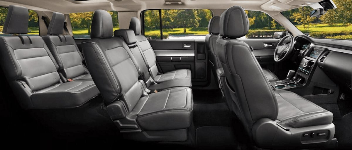 Ford SUVs with 3rd Row Seating in Burlington