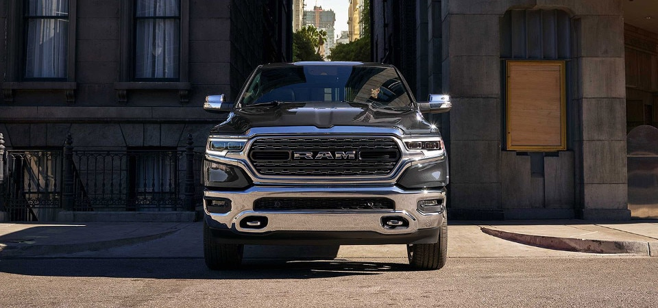 2019 ram 1500 trims difference