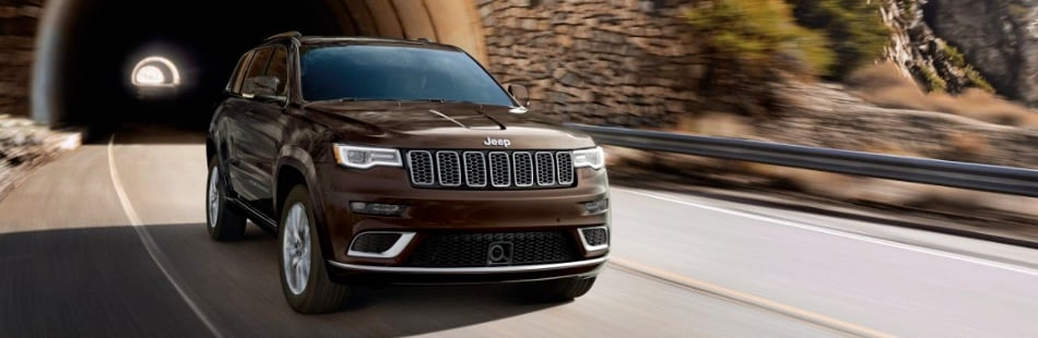 test drive the 2017 jeep grand cherokee