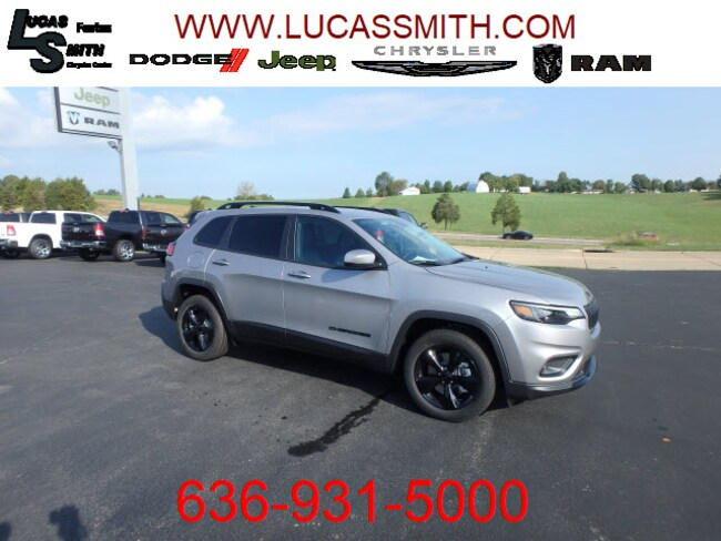 New 2019 Jeep Cherokee ALTITUDE FWD Sport Utility For Sale Festus, Missouri