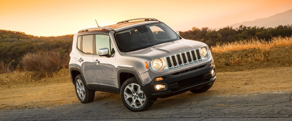 2018 jeep renegade sport vs latitude vs altitude