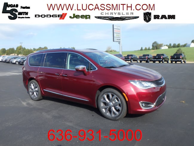 New 2019 Chrysler Pacifica LIMITED Passenger Van For Sale Festus, Missouri
