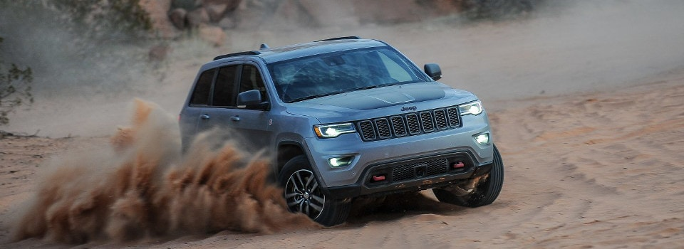 jeep grand cherokee 4x4 systems