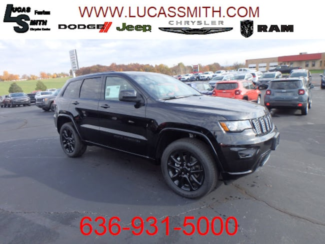 New 2019 Jeep Grand Cherokee ALTITUDE 4X4 Sport Utility For Sale Festus, Missouri