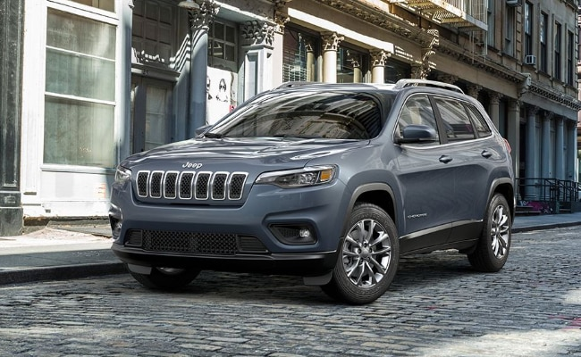 New 2019 Jeep Cherokee In Town