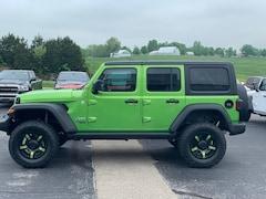 2019 Jeep Wrangler UNLIMITED SPORT S 4X4 Sport Utility