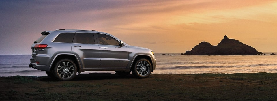 test drive the 2018 jeep grand cherokee trims