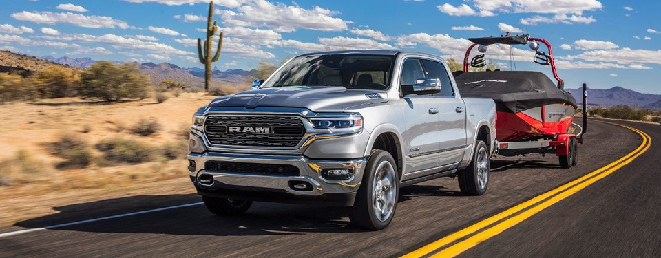 Ram Towing Capacity >> All New 2019 Ram 1500 Truck Towing Payload Capacity