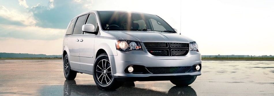 2017 dodge grand caravan trims