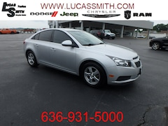 2014 Chevrolet Cruze 1LT Manual 1LT Manual  Sedan w/1SC