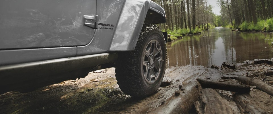 jeep 4x4 systems