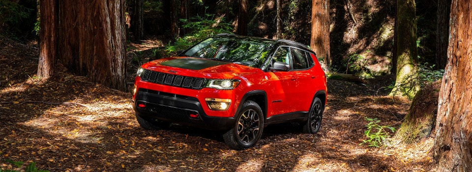 2017 Jeep Compass Review Festus, MO