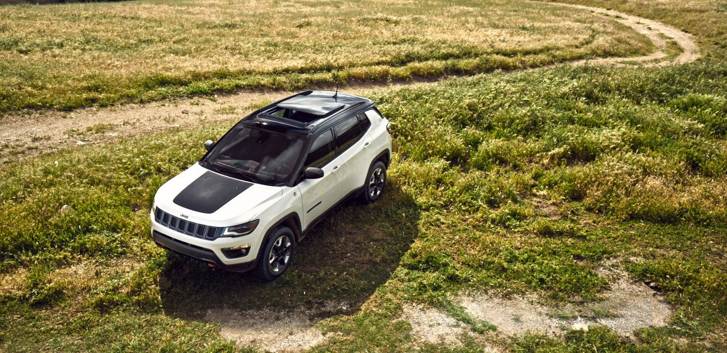 test drive a new jeep compass 2018
