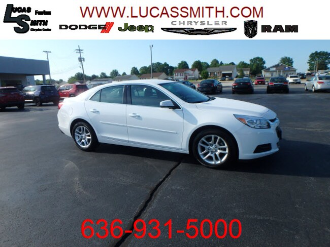 Used 2015 Chevrolet Malibu LT LT  Sedan w/1LT For Sale Festus, Missouri