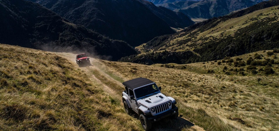 2018 jeep wrangler trims test drive