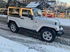 2015 Jeep Wrangler Sahara, LOCAL, NO ACCIDENT SUV