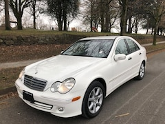 2005 Mercedes-Benz C-Class 240 4MATIC LOCAL NO ACCIDENT Sedan