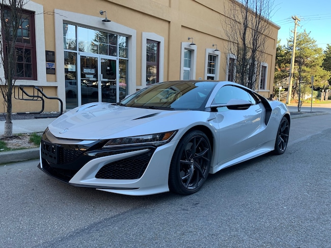 2017 Acura NSX local, no accident, low km Coupe