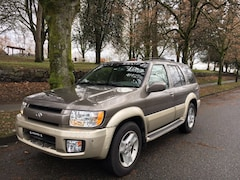 2002 INFINITI QX4 SUV,local , no accident, low km, mint condition SUV