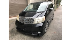 2002 Toyota Alphard No accidents, Low km Minivan