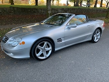 2003 Mercedes-Benz SL-Class Sl500, NO ACCIDENT, SUPER LOW KM Convertible