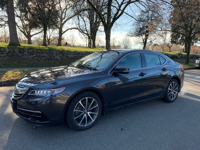 2015 Acura TLX TECH PK, AWD, LOCAL, LOW KM, MINT CONDITION Sedan