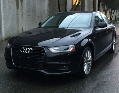 2015 Audi A4 2.0T S-line, Local car, Clean title Sedan