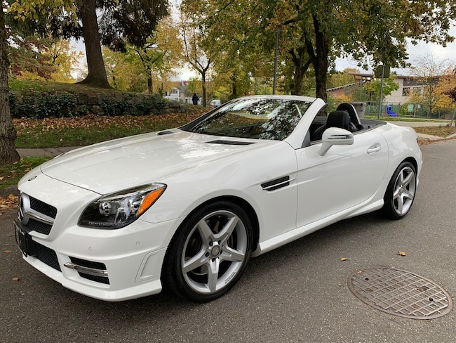 2015 Mercedes-Benz SLK-Class SLK350, LOCAL, ONE OWNER, NO ACCIDENT, LOW KM Convertible