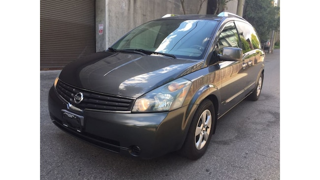 2007 Nissan Quest 3.5 S, No accidents, Mint condition Minivan