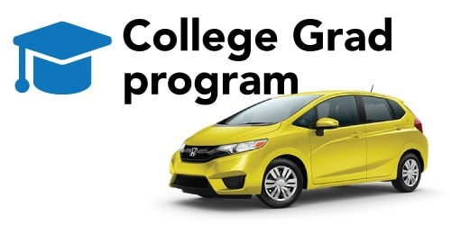 Honda College Grad Program | Team Honda