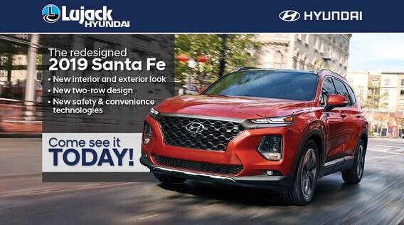Lujack Hyundai | Quad Cities Hyundai Dealership