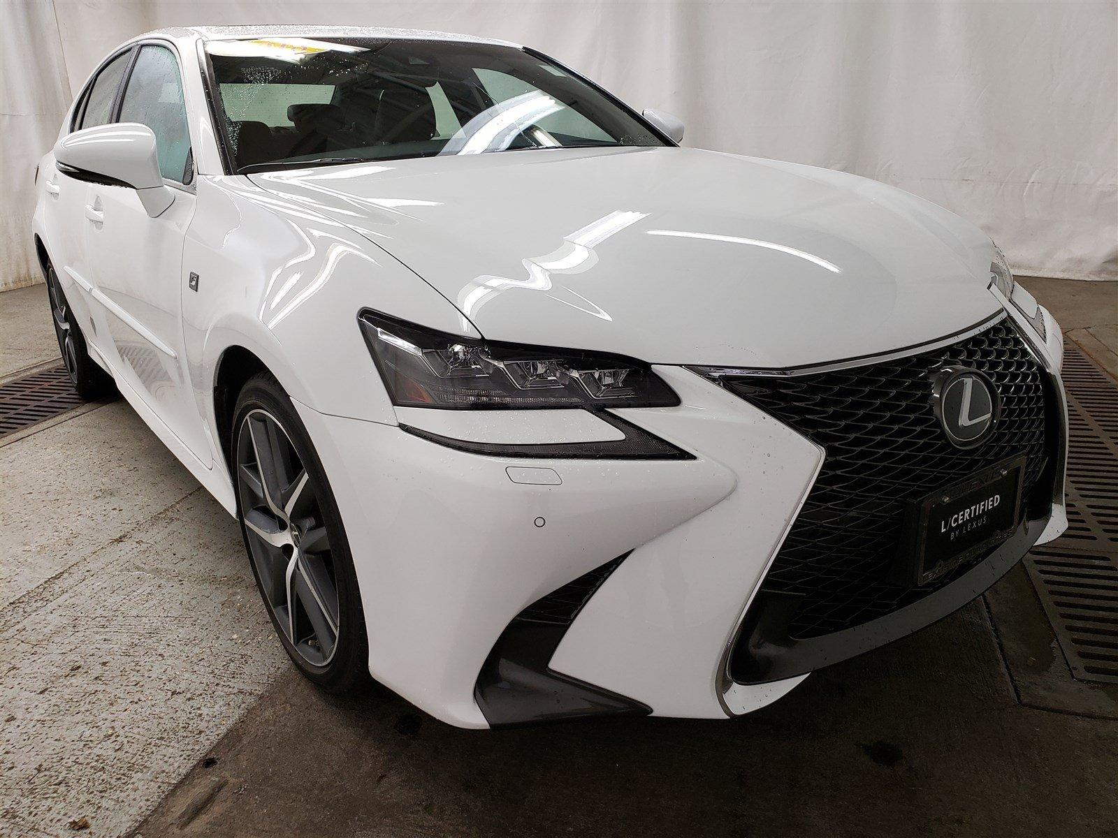 2018 LEXUS GS AWD