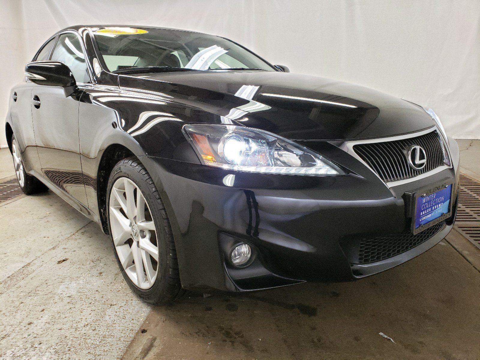 2013 LEXUS IS Sedan