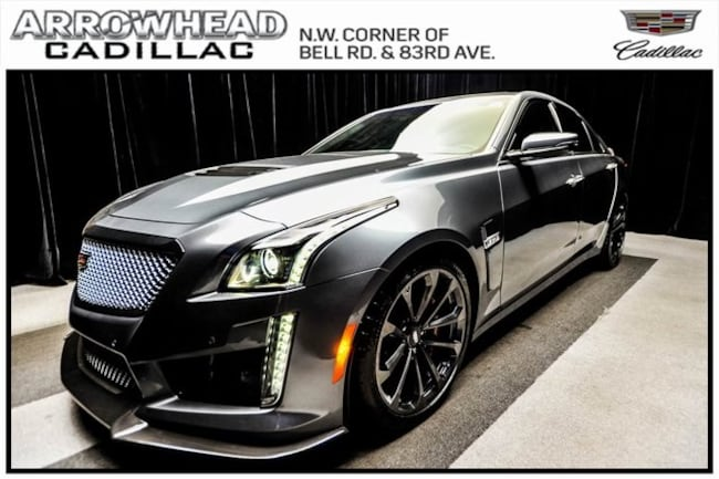 New 2019 Cadillac Cts V For Sale Satin Steel Metallic 2019 Cts V
