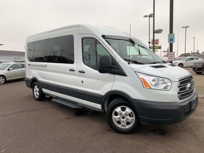 Used 2018 Ford Transit-350 XLT Passenger Wagon Fargo, ND