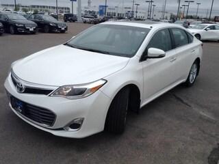 2013 Toyota Avalon Limited Sedan