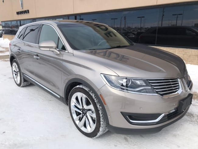 Used 2018 Lincoln MKX Reserve SUV Fargo, ND