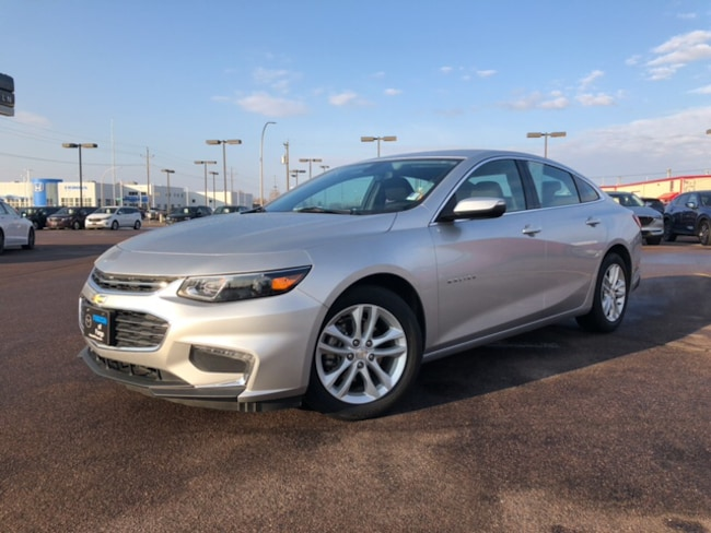 Used 2018 Chevrolet Malibu LT Sedan Fargo, ND