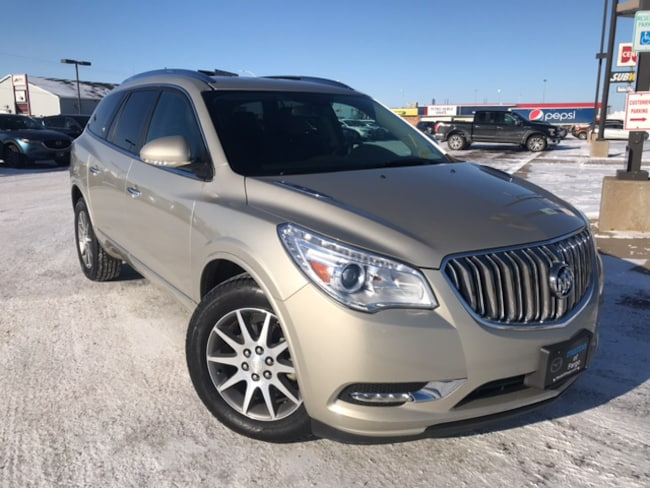 Used 2015 Buick Enclave Leather SUV Fargo, ND
