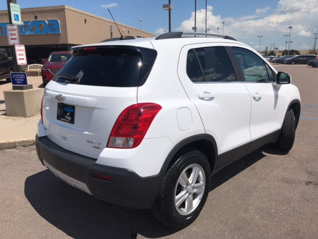 Used 2015 Chevrolet Trax For Sale At Lunde Lincoln Mazda
