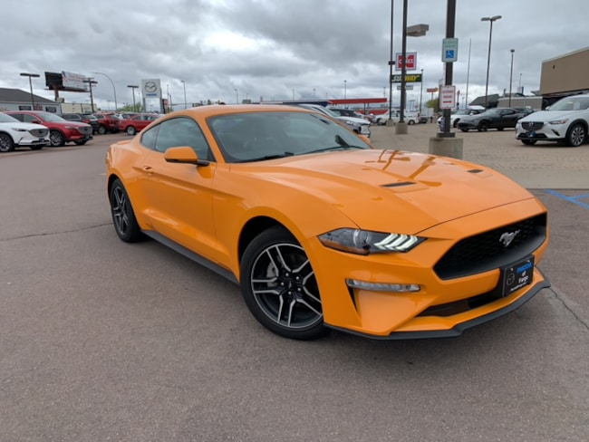 2018 Ford Mustang Premium  Coupe
