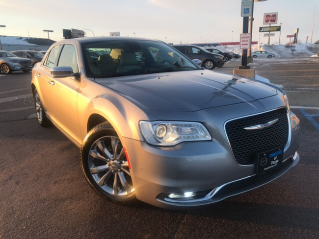 2018 Chrysler 300 Limited Sedan