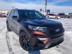 Used 2020 Ford Explorer in Fargo, ND