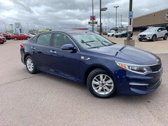 Used 2017 Kia Optima LX Sedan 5XXGT4L35HG144527 in Fargo, ND