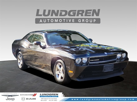 2010 Dodge Challenger SE Coupe