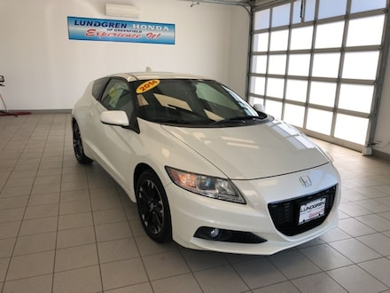2014 Honda CR-Z EX Coupe