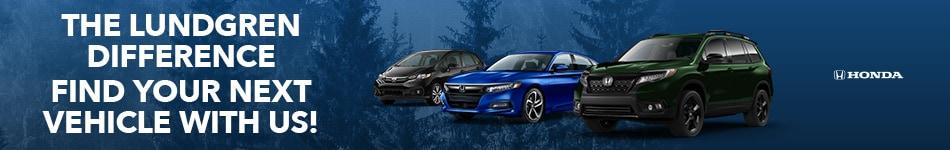 January | New Vehicle Specials