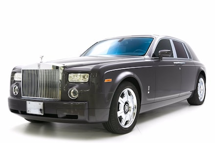 2005 Rolls-Royce Phantom Base Sedan