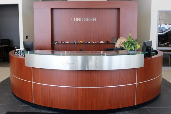 About Lundgren's | A Ford Dealership in Eveleth
